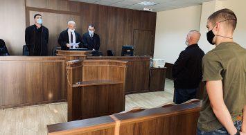 Shpallja e vendimit ndaj Refik Latifajt ne gjykaten e Gjilanit