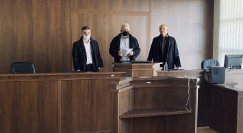 Shpallja e vendimit ndaj Shukri Aliut ne Gjykaten e Gjilanit