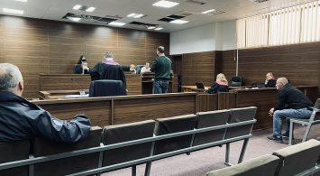 Gjykimi ndaj Afrim Matoshit dhe të tjerëve në gjykaten e Ferizajt