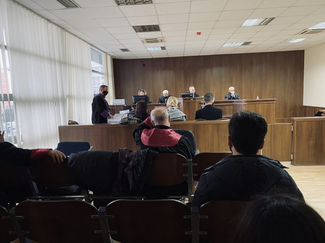 Gjykimi ndaj ish inspektorëve të Gjilanit