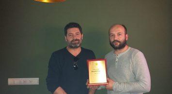 Fetah Paçarizi & Alban Krasniqi. Foto: Facebook/ Teatri Bekim Fehmiu