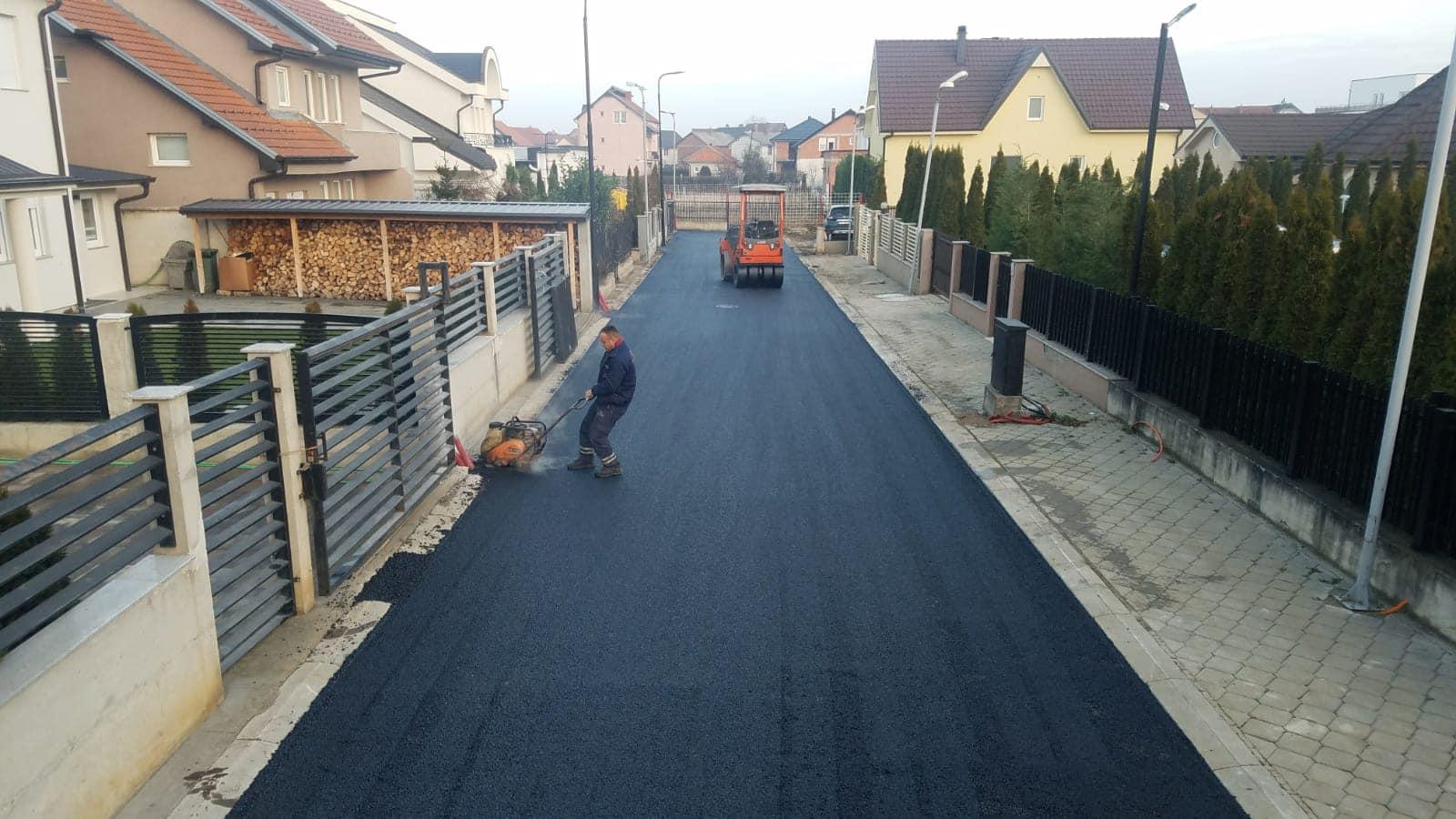 adem gllavica 24.12.2020 - Komuna e Ferizajt rregullon disa rrugë