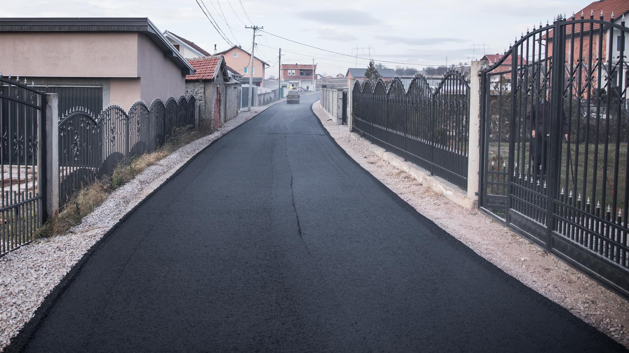 cernille - Komuna e Ferizajt rregullon disa rrugë