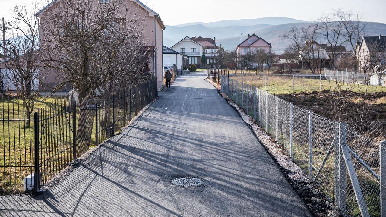 greme - Komuna e Ferizajt rregullon disa rrugë