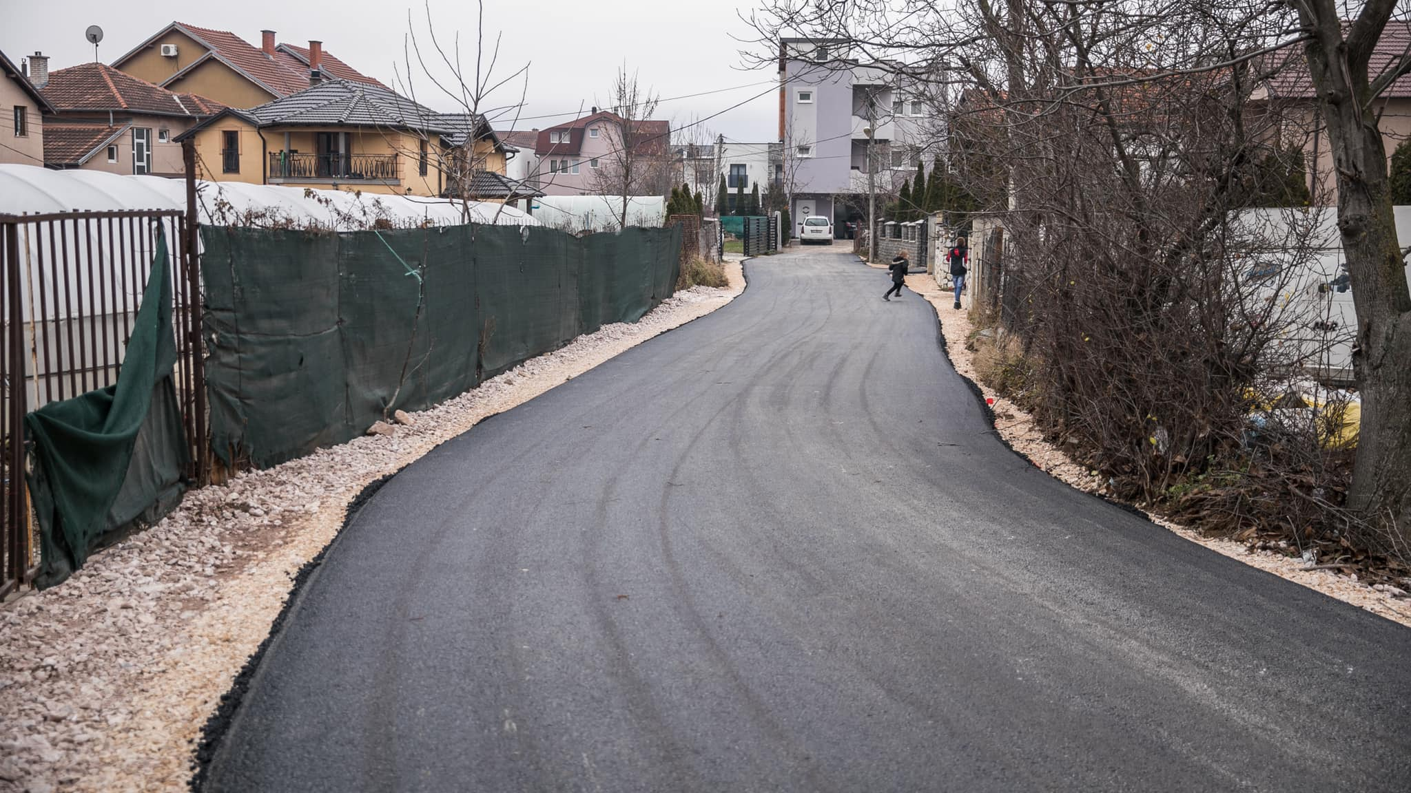 riza goga 17.12.2020 - Komuna e Ferizajt rregullon disa rrugë