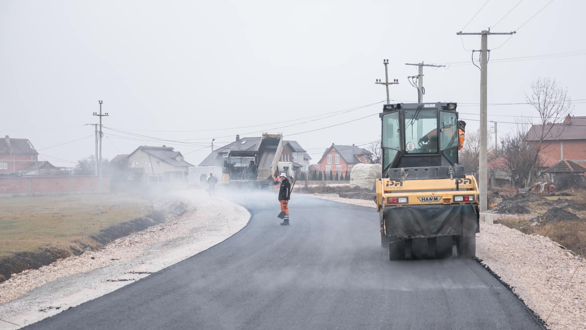 terrn - Komuna e Ferizajt rregullon disa rrugë