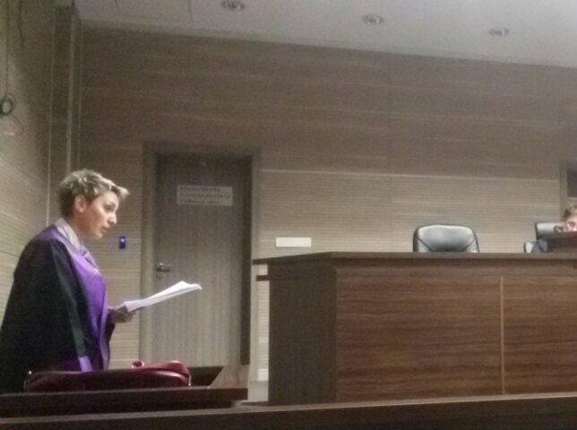 Prokurorja Shemsije Asllani - FOTO ARKIV - KALLXO